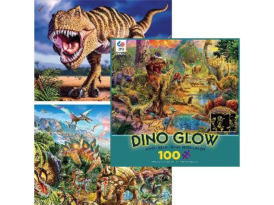 READY SET GLOW 100pc ASSTD.
