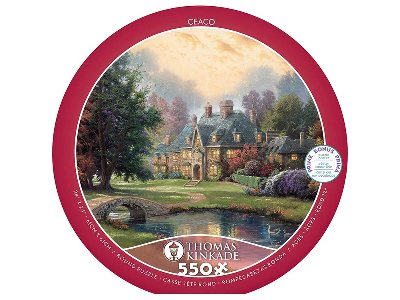 KINKADE CIRCULAR BOX 500pc
