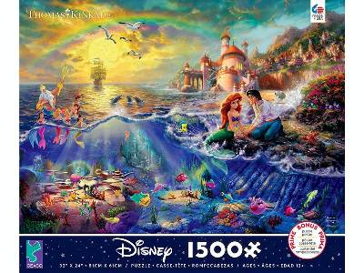 KINKADE LITTLE MERMAID 1500pcs