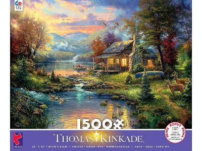 KINKADE MOUNTAIN RETREAT 1500p