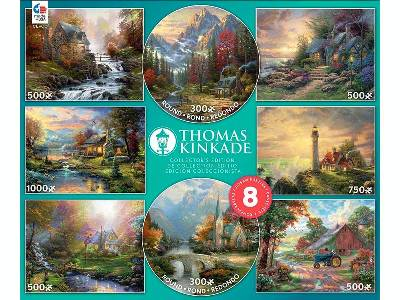 THOMAS KINKADE 8-in-1
