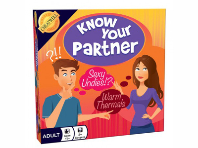 KNOW YOUR PARTNER Party Game