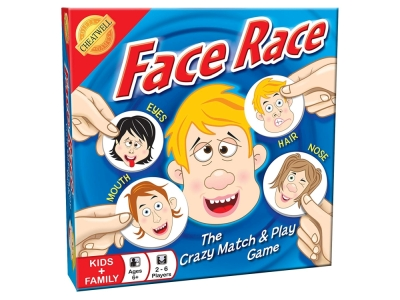 FACE RACE GAME