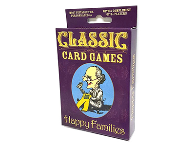 BYGONE GAMES HAPPY FAMILIES