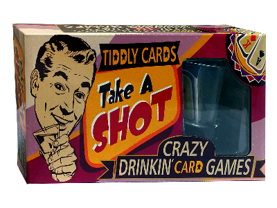 TAKE A SHOT 10 CARD GAMES
