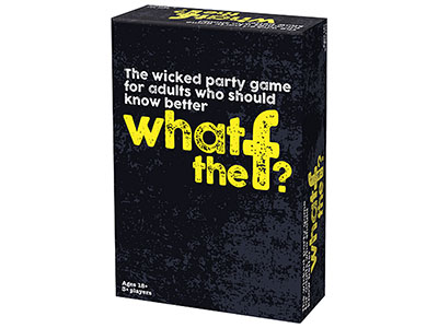 WTF? Wicked Adult Party Game