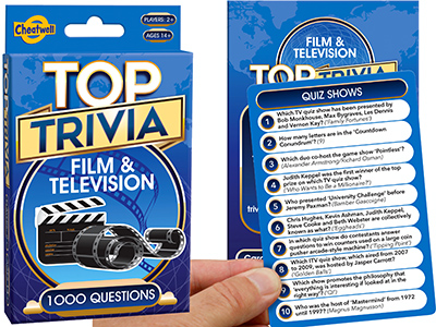 TOP TRIVIA TV & FILM