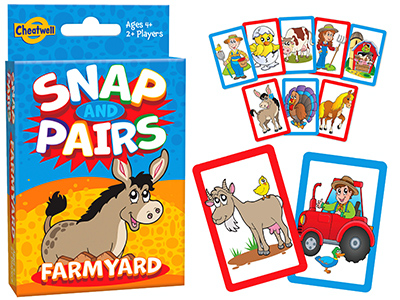 SNAP + PAIRS FARMYARD