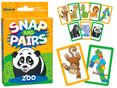 SNAP + PAIRS JUNGLE