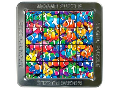 3D MAGNA PUZZLE CLOWN FISH