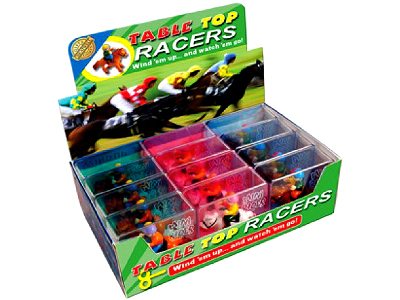TABLE TOP RACERS HORSES (12)