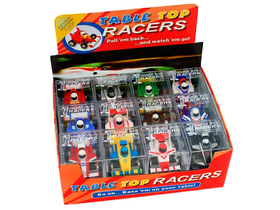 TABLE TOP RACERS CARS (24)