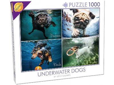 UNDERWATER DOGS 1000pc