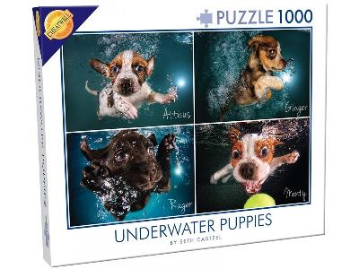 UNDERWATER PUPPIES 1000pc