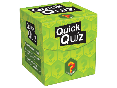 QUICK QUIZ Quiz Cube Game