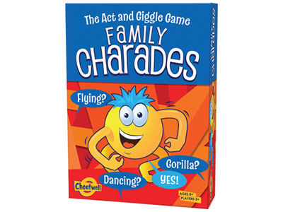 FAMILY CHARADES Act & Giggle