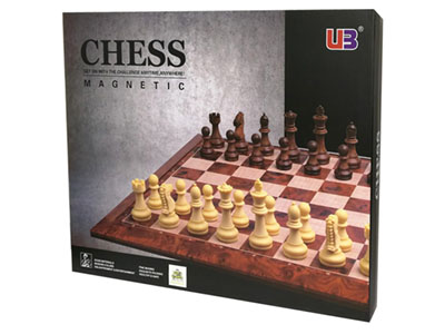 CHESS MAGNETIC 16""