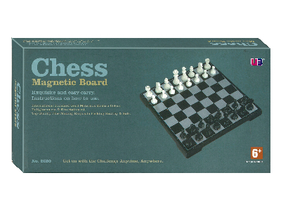 CHESS MAGNETIC 10""