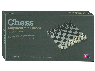 CHESS MAGNETIC 7""