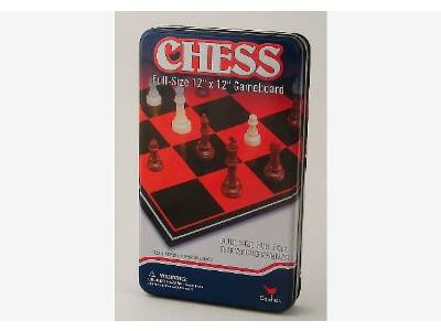 "CHESS 12'x12"" IN TIN(Cardinal)"