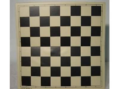 CHESS BOARD TOURNAMENT VINYL