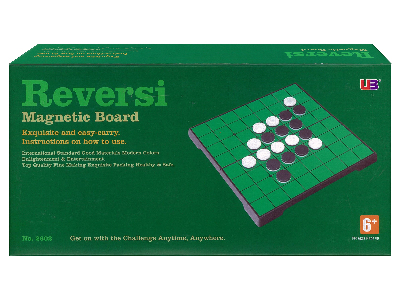REVERSI MAGNETIC BOARD 10""