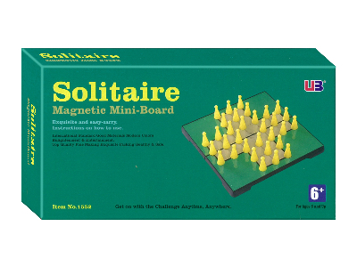 SOLITAIRE MAGNETIC 7""