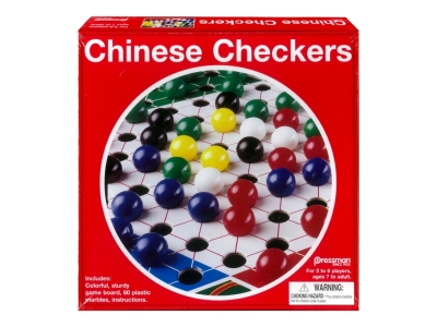 CHINESE CHECKERS (PRESSMAN)