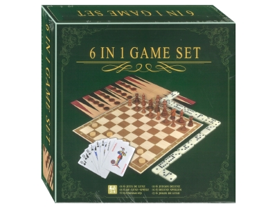 6 IN 1 GAME SET (GameLand)