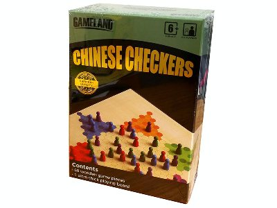 CHINESE CHECKERS (GameLand)