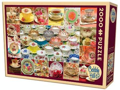 TEACUP COLLECTION 2000pc