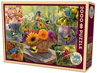 ROSEMARY'S BIRDS 2000pc