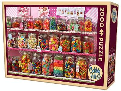 CANDY STORE 2000pc