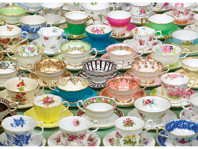 TEA CUPS 1000pc
