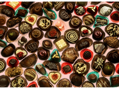 CHOCOHOLIC 1000pc