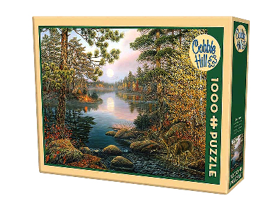 DEER LAKE 1000pcs