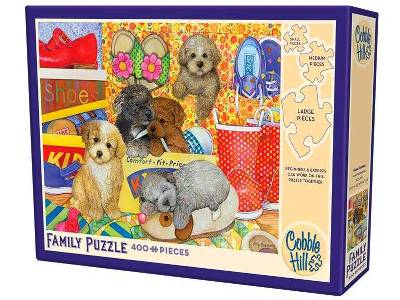 HUSH PUPPIES 400pc *Family*