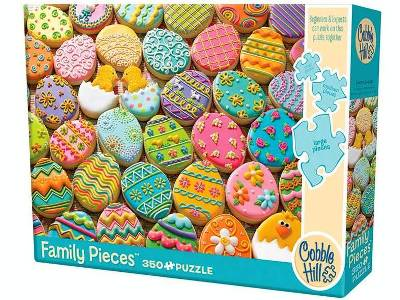 EASTER COOKIES 350pc *Family*