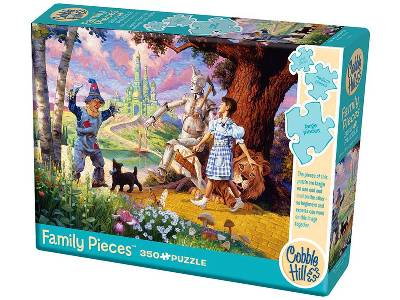 WIZARD OF OZ 350pc *Family*