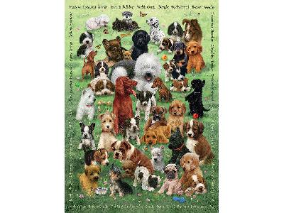 PUPPY LOVE 350pc *Family*