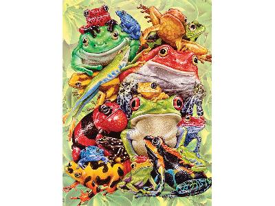 FROG PILE 350pc *Family*