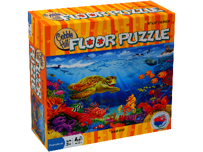 OCEAN REEF 36pc FLOOR PUZZLE
