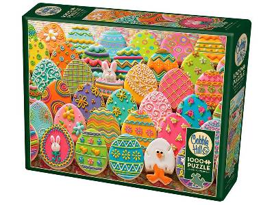 EASTER EGGS 1000pc