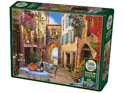 FRENCH VILLAGE 1000pc