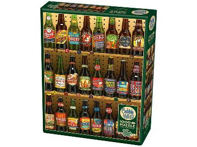 BEER COLLECTION 1000pc