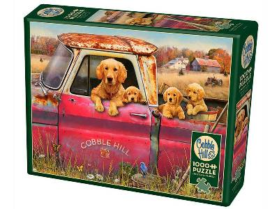 COBBLE HILL FARM 1000pc