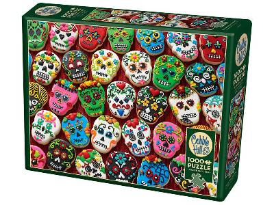 SUGAR SKULL COOKIES 1000pc