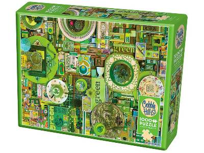 RAINBOW PROJECT 1000pc GREEN