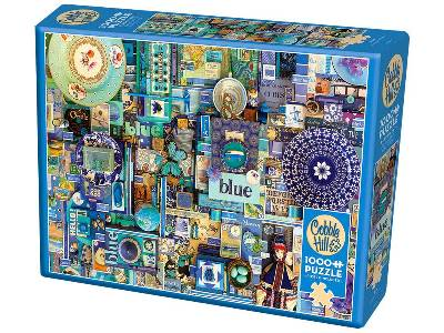 RAINBOW PROJECT 1000pc BLUE