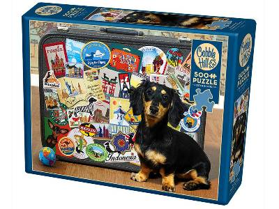 DACHSHUND 'ROUND THE WORLD 500